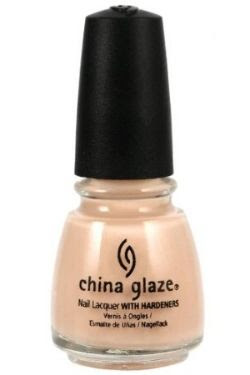 China Glaze Nail Polish in Nude