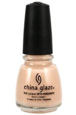China Glaze Nail Polish in Nude