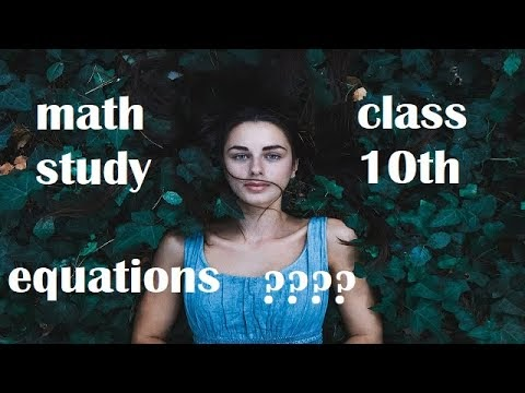 LINES CLASS 10th MATH STUDY COMPLETE VIDEO //शिक्षा गणित बोर्ड की //CLASS 10TH MATH EQUATIONS Of Line