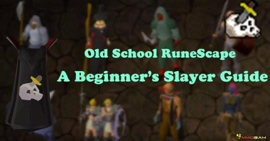 MmoGah: OSRS: A Beginner's Slayer Guide