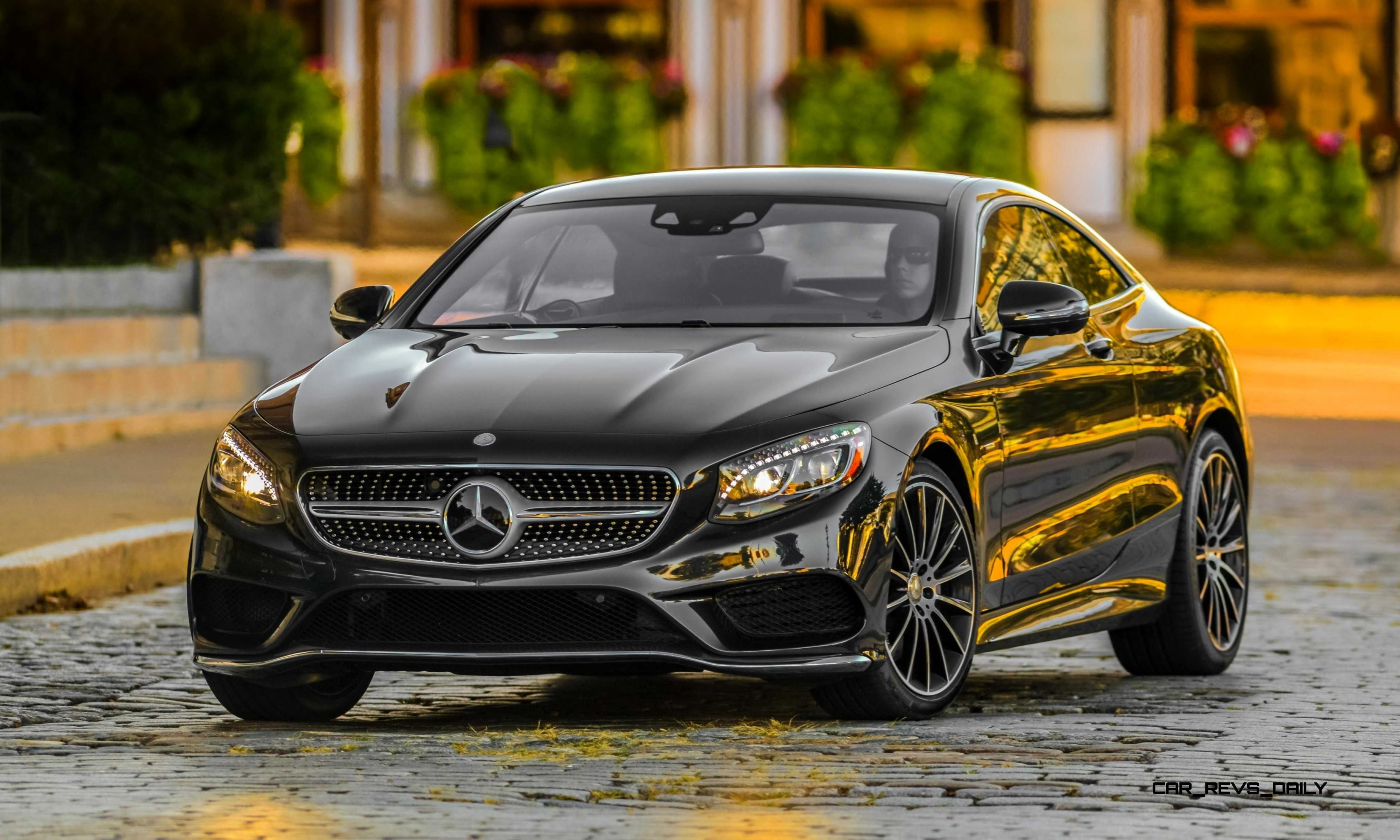 Update3 With 70 New Photos - 2015 Mercedes-Benz S550 Coupe ...