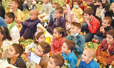 Pakistan: Childhood cancer survivors in Karachi narrate their stories