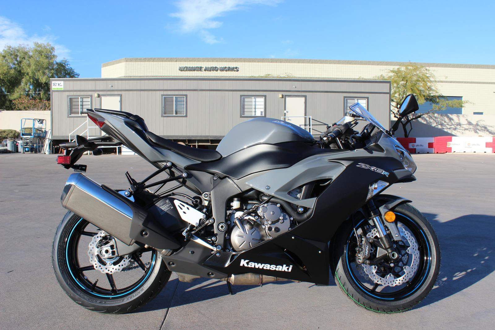 2019 Kawasaki Zx 6r Abs For Sale In Scottsdale Az Go Az