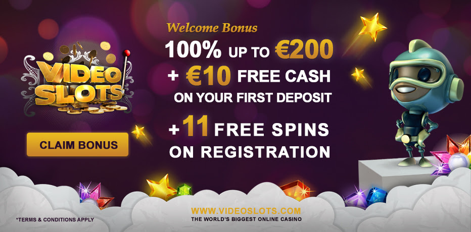 Biggest Online Casino - Netent Games Included