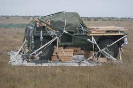 Una Mula, preparada para su lanzamiento