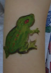 frog paint