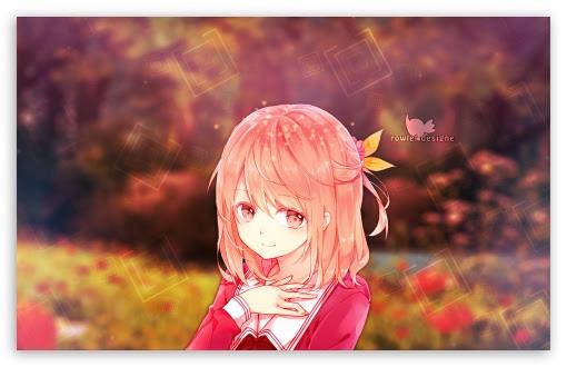 Download 76 Wallpaper Hd Anime Girl Paling Keren