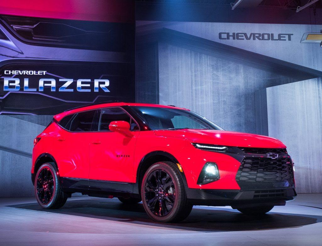Chevrolet Blazer 201