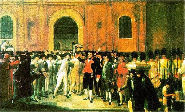 Día de la independencia: 19 de Abril