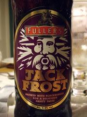Fuller's, Jack Frost, England