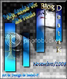 Blog Destak, de Novembro/2008