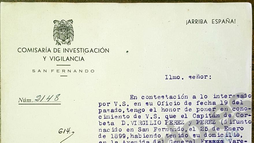 Documentos franquistas