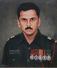 मेजर रामास्वामी परमेस्वरन