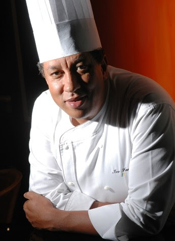 Chef Ivo Faria (Foto: Divulgação/Festival de Cultura e Gastronomia de Tiradentes)