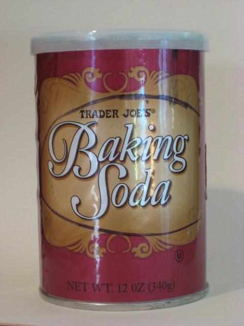 Trader Joe's Baking Soda