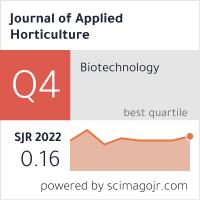 Journal Of Applied Horticulture An Internationl Horticulture Journal
