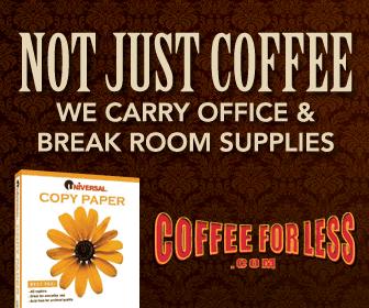 Get Office Supplies at CoffeeForLess.com