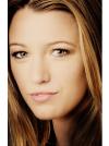 Blake Lively as Serena on Gossip Girl