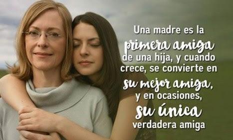 Conversaciones Tiernas Entre Hija Y Mama