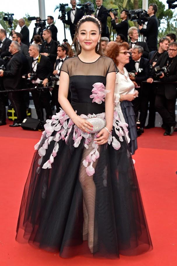 Convidada do Festival de Cannes (Foto: Getty Images)