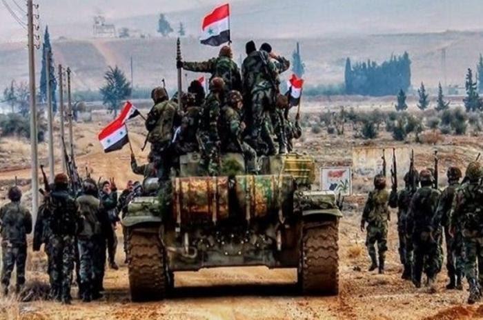 सीरियन सेना के बढ़ते क़दम, दक्षिणी इदलिब के क्षेत्रों को अल क़ायदा से मुक्त कराया