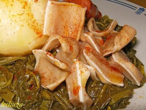 La cocina de lechuza recetas de cocina con fotos paso a for Cocinar oreja de cerdo