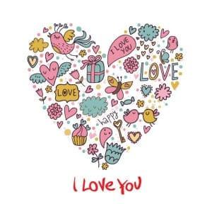 Unduh 94  Gambar Animasi Kartun Cinta Romantis  Free Downloads