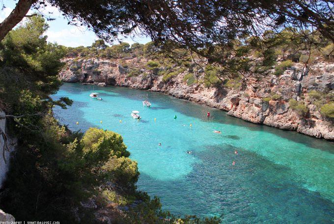 Cala Pi, Mallorca, schönste Bucht,
