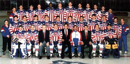 Rochester Americans 1995-96