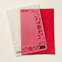Boughs & Berries Textured Impressions Embossing Folder by Stampin' Up!