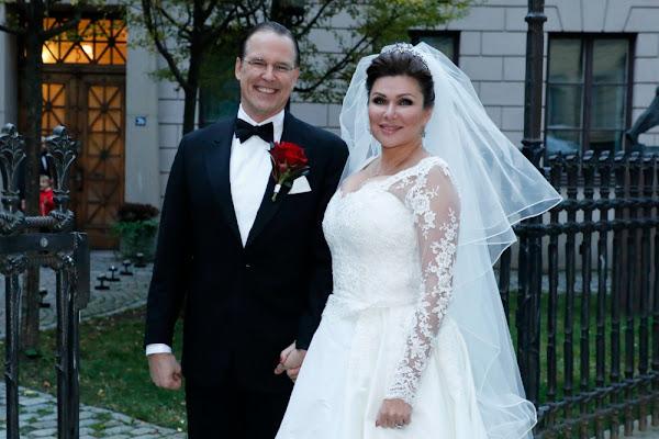 cb25d6eddfa4 Anders Borg och Dominika Peczynski har gift sig