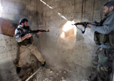 Η μάχη της Δαμασκού τελείωσε - Εξοντώθηκε το 80% των ισλαμιστών ανταρτών