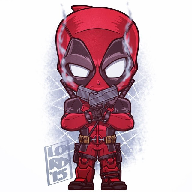 Deadpool!!!