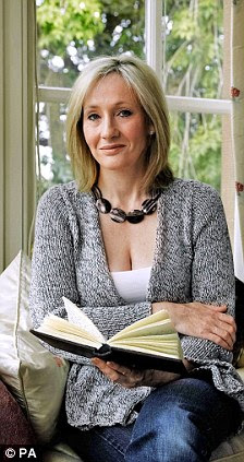 JK Rowling's first book for adults, The Casual Vacancy, is out on Thursday.