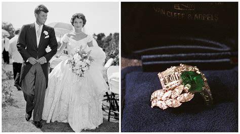 Luxury Jackie O Wedding Ring   Matvuk.Com