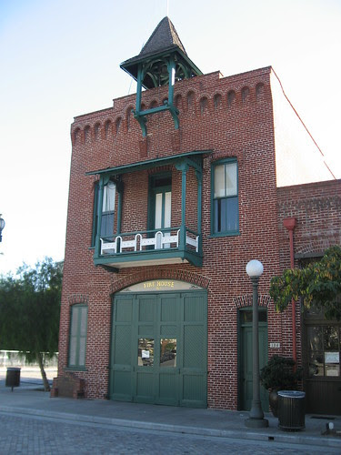 L.A. Plaza Park Firehouse Museum