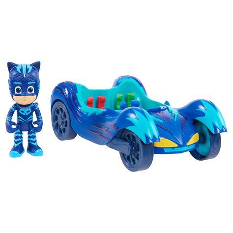 pj masks vehicle cat car catboy figure walmartcom