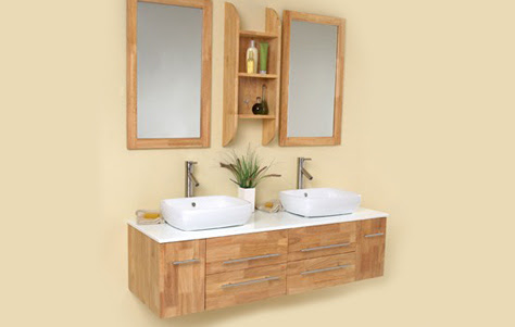 Top Ten: Modern Wood Bathroom Vanities - 3rings