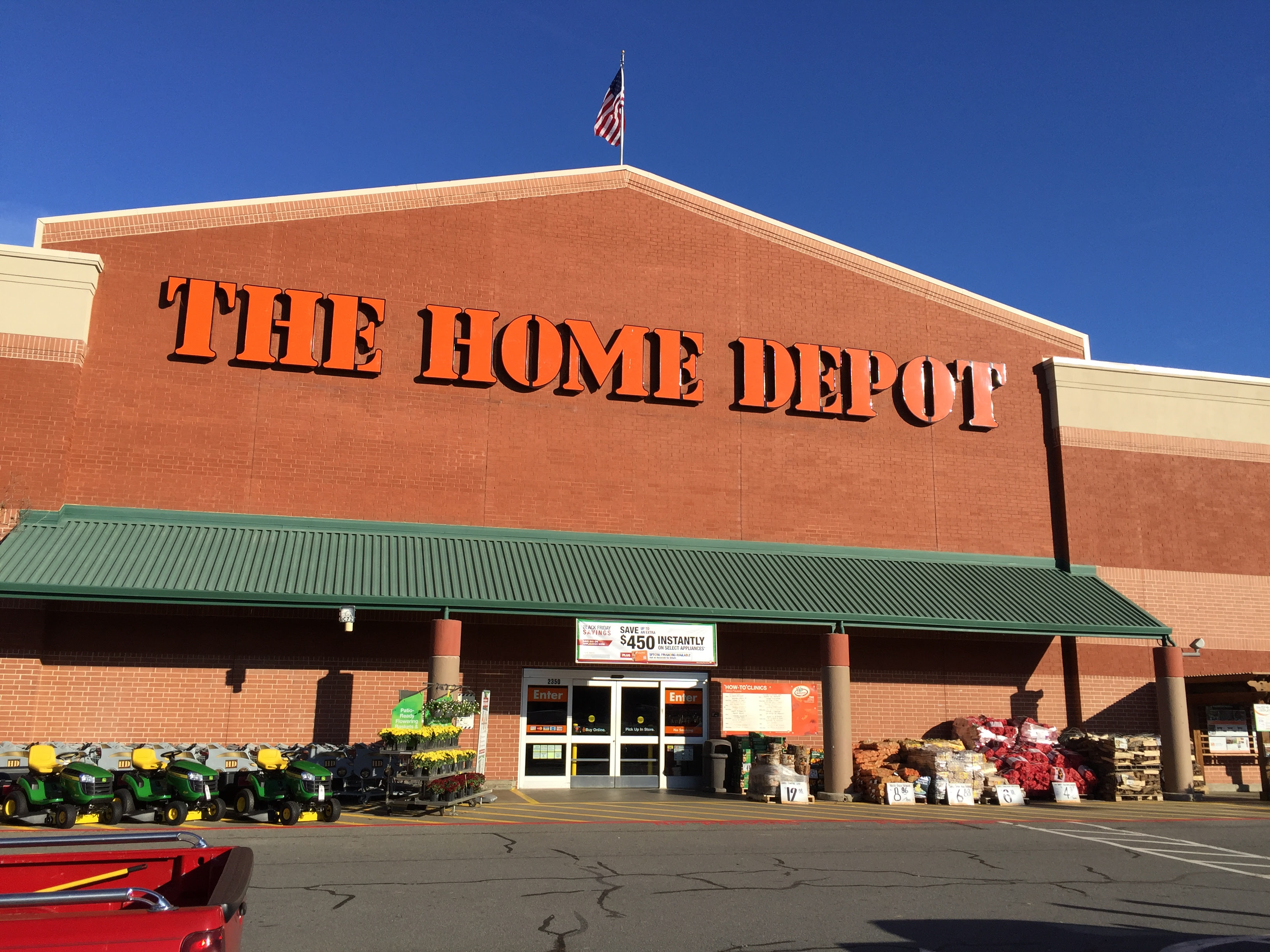 The Home Depot 2350 Dallas Hwy Marietta GA Home Depot MapQuest