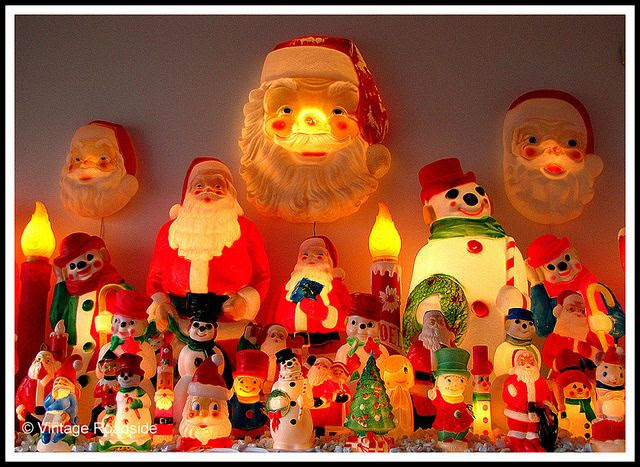 Blow Mold Plastic Christmas Figures and Decorations, Blow Mold Choir  Chicago - Largest Plastic Blow Mold Lawn Choir Singers ..., . - Christmas Decoration Molds Christmas Ideas