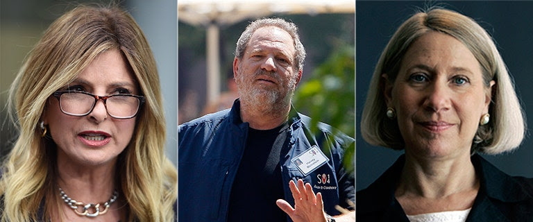 Movie mogul Weinstein calls in favors from big Democrats amid sex harassment scandal