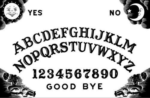 True Blue Me & You: DIYs for Creatives • DIY High Resolution Ouija ...