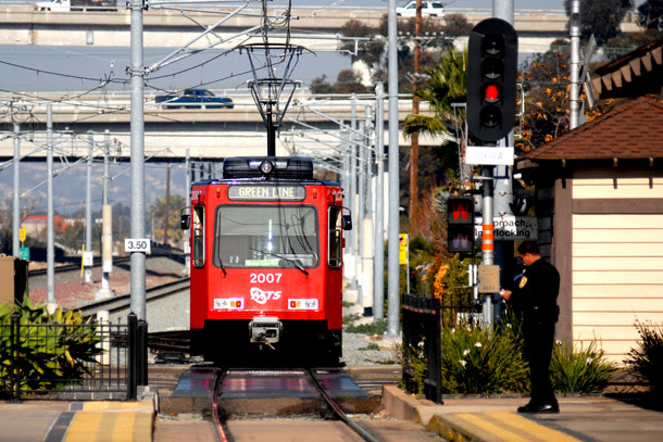 Direct Trolley Service To San Diego Airport Is On Its Way Vosd