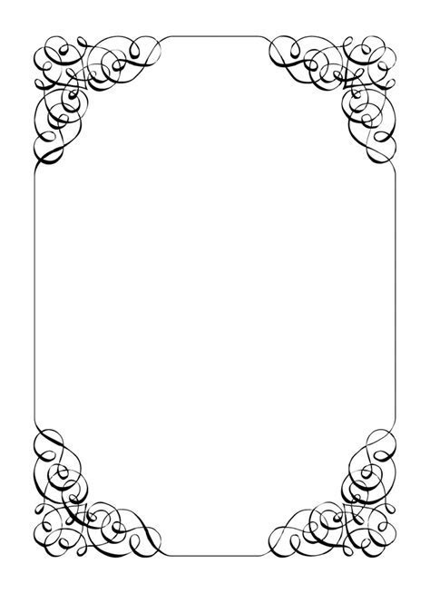 Invitation Borders   Cliparts.co
