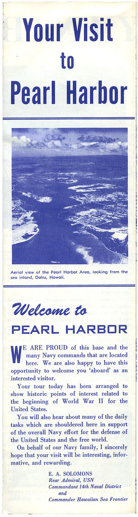 Welcome to Pearl Harbor_tatteredandlost