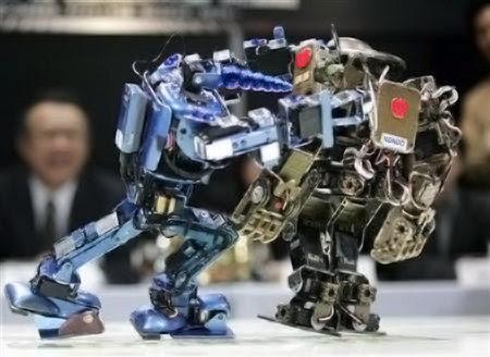 pelea, robots, mechas, combate, noticias, curiosidades,