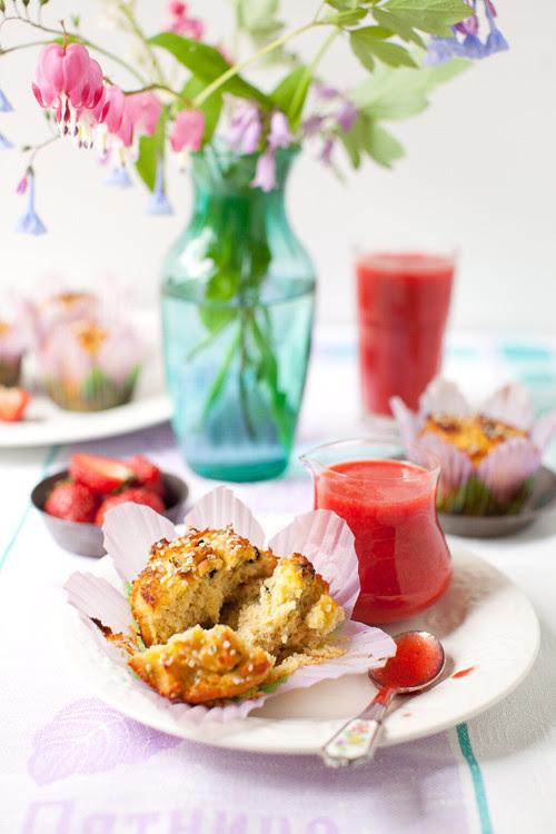 Coconut Flour Muffins 3