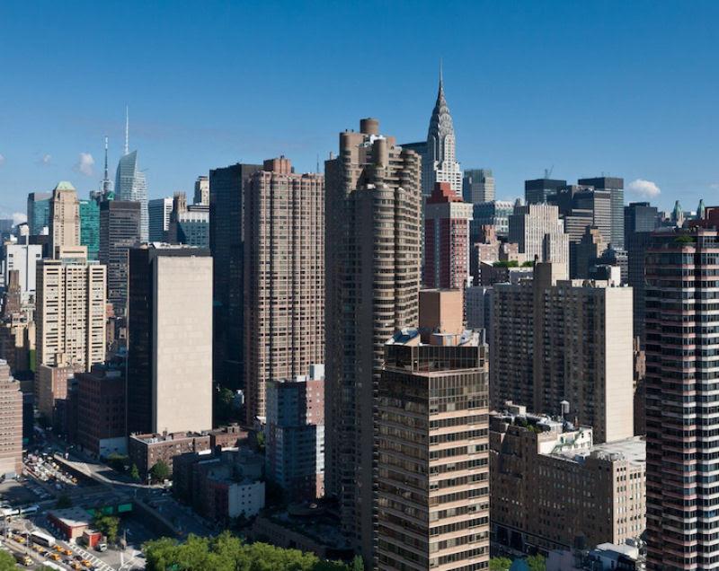 Fotos marcantes mostram a cidade de Nova Iorque ontem e hoje 14