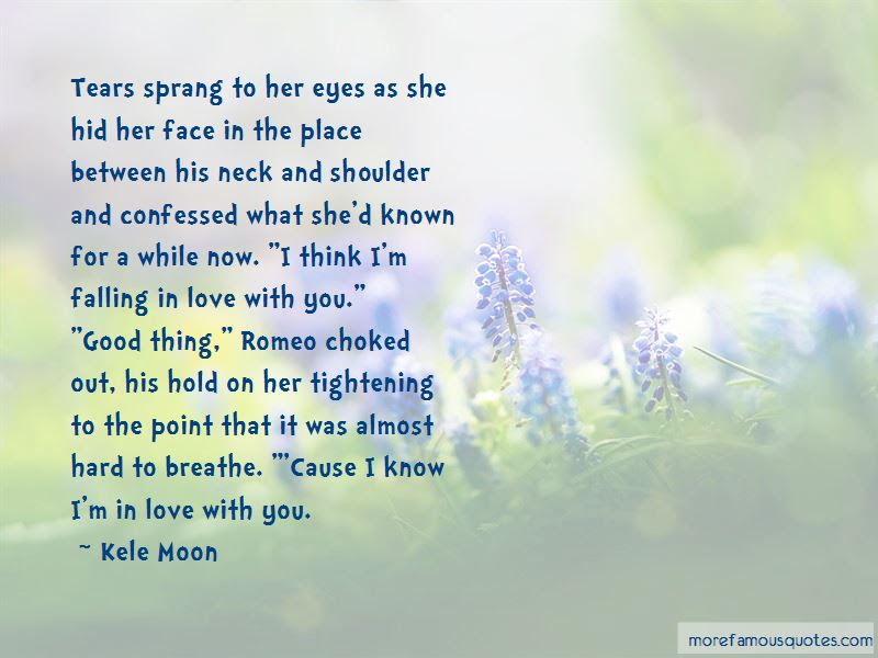 Quotes About Falling In Love With His Eyes Top 29 Falling In Love