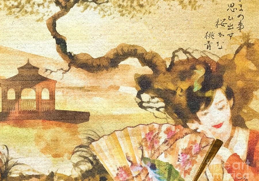Kosaburo uchida Japanese Artist